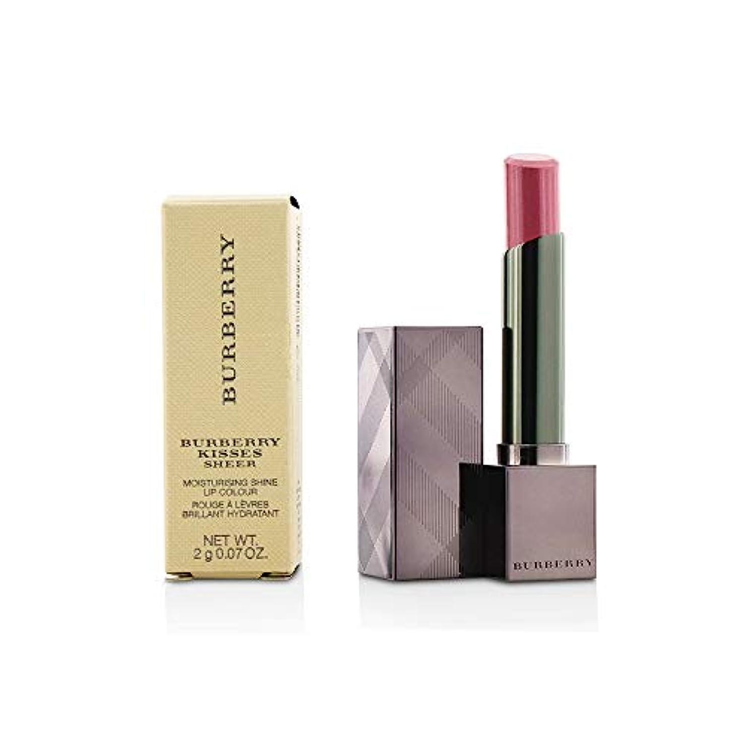 ヒョウ聖書不完全なバーバリー Burberry Kisses Sheer Moisturising Shine Lip Colour - # No. 285 Rose Blush 2g/0.07oz