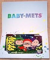 キリンメッツ オリジナル BABY-METS クオカード