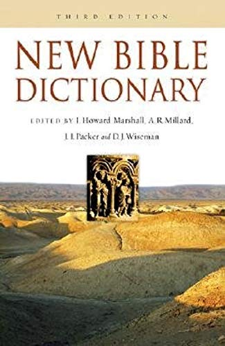 Download New Bible Dictionary 0830814396