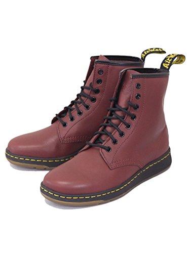 [ドクターマーチン] NEWTON 8EYE BOOT (ニュートン 8ホール ブーツ) Cherry Red UK5-約24.0cm