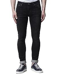 (ヌーディージーンズ) nudie jeans co ストレッチ ジーンズ/SKINNY LIN TIGHT FIT スキニーリン タイトフィット [並行輸入品]