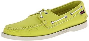Docksides Neoprene: B720143 Bright Green