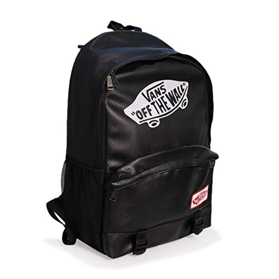エージェント会社VANS バンズBackpack OFF THE WALLヴァンズバックパック リュックサック デイパック スケートバッグ(ブラック)