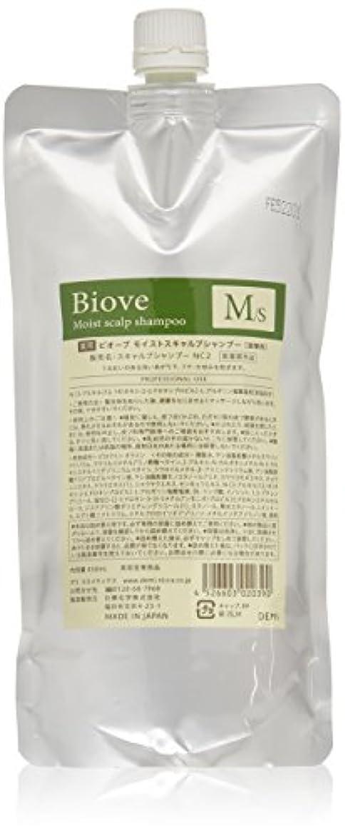 肘中庭比類なきデミ ビオーブ モイストスキャルプシャンプー 450ml