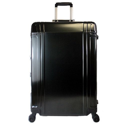 [ゼロハリバートン]ZERO HALLIBURTON スーツケース ZR-Geo 28インチ 4輪キャリーケース ブラック ZRG28-BK/9400901-01[並行輸入品]