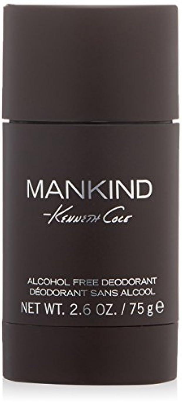 休憩量で暖かさ[Kenneth Cole] Mankind 78 ml デオドラント スティック