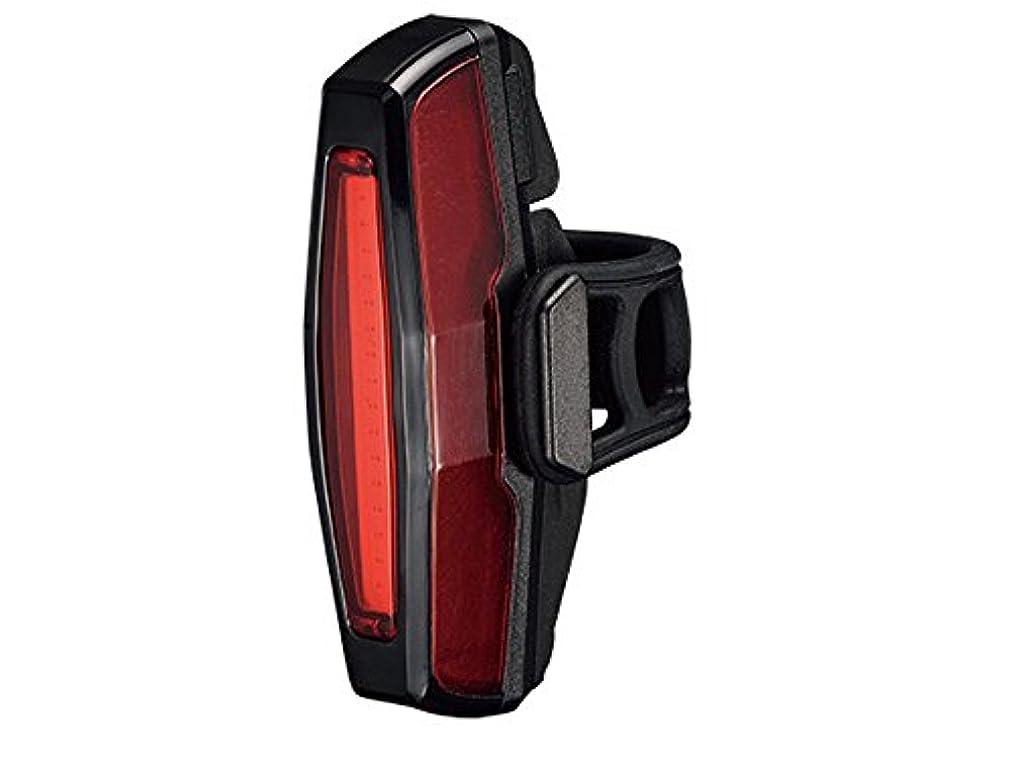 溶けた逃げる抗生物質GIZA PRODUCTS(ギザ プロダクツ) CG-420R1 USB充電式LEDテールライト ブラック LPT10100