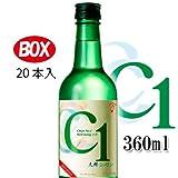 [デソン]韓国焼酎 C1 (360ml)×1Box(20本)