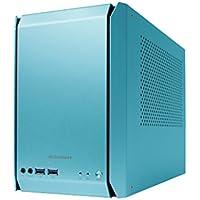 AS Enclosure RS01 PCケース アクアブルーアルマイト ASE-RS01-AQ