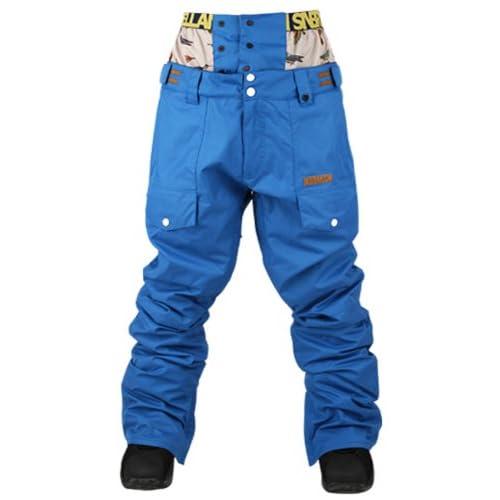 KELLAN(ケラン) CHASE スノーボードウェア メンズ パンツ ブルー 620203-XL ブルー XL