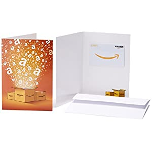 Amazonギフト券 - マルチパック・グリーティングカードタイプ - 5,000円×10枚 (Amazonオリジナル)