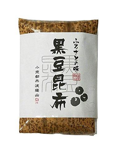 黒豆昆布 (黒豆入り佃煮, 120g1パック)