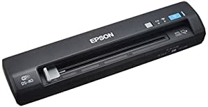 エプソン スキャナー DS-40 (モバイル/乾電池駆動/Wi-Fi対応)