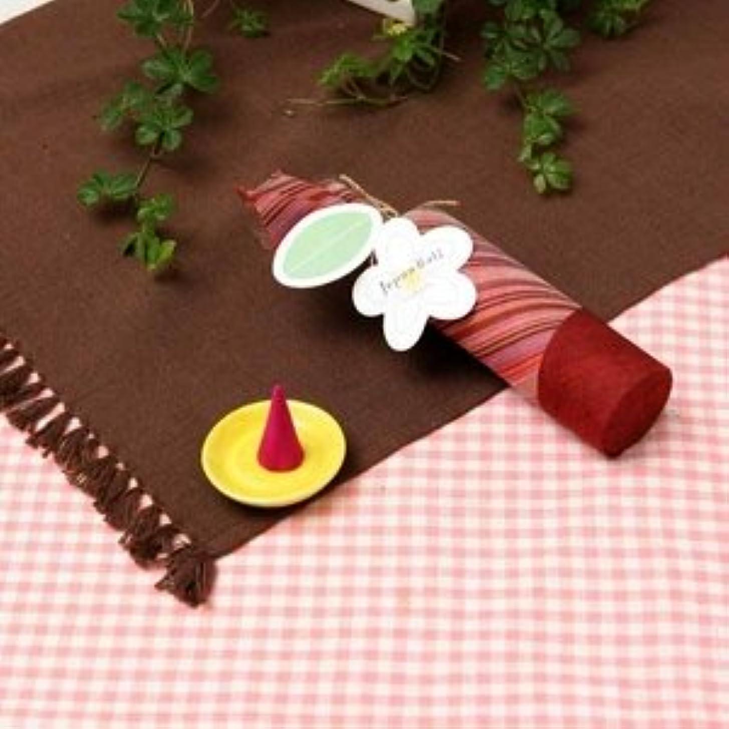 迷彩綺麗な褐色お香 【Jupen Bari】ジュプンバリ コーンタイプ10個入り (イザベラ)