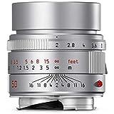 ライカ 交換レンズ アポ・ズミクロンM f2/50mm ASPH.【ライカMマウント】(シルバー)