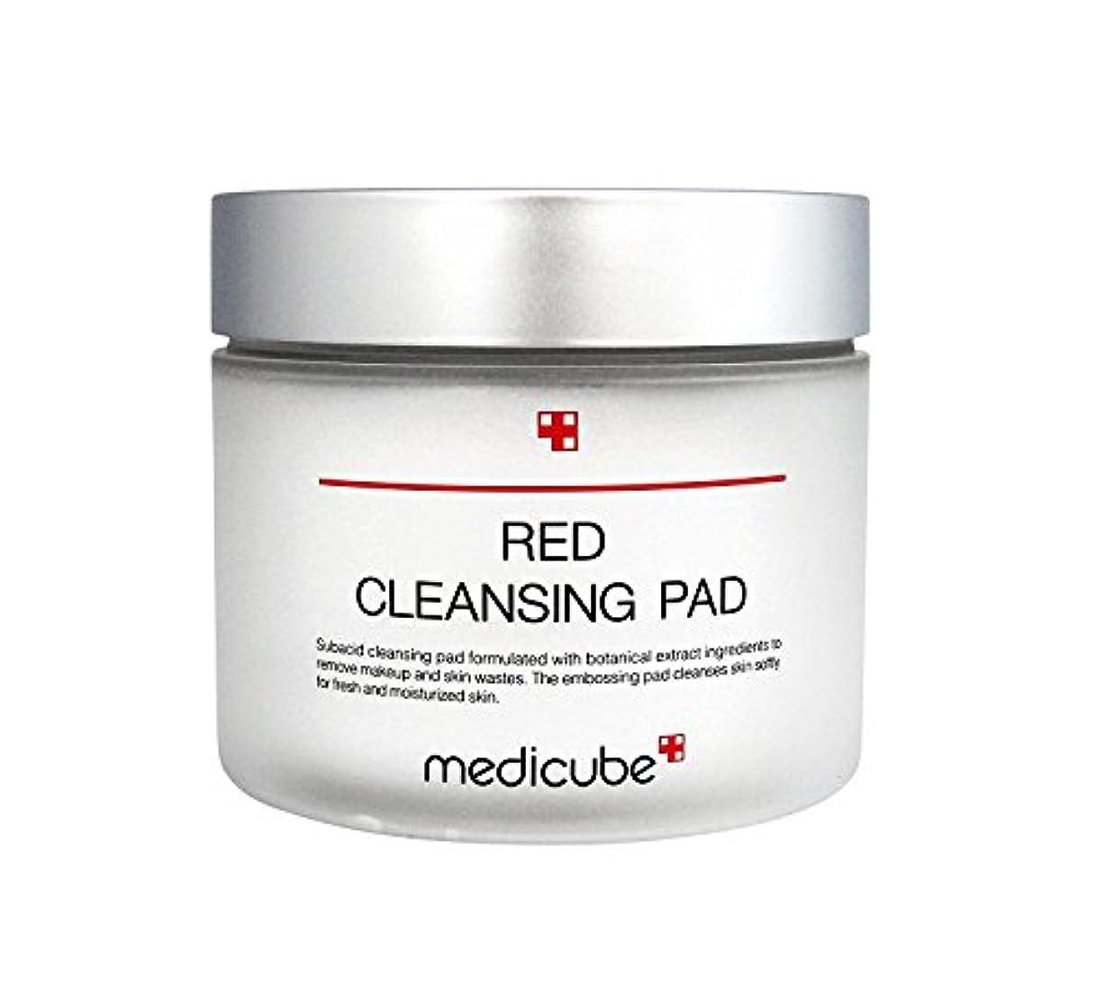 うまくいけば男性川RED CLEANSING PAD