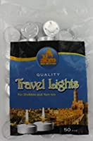 100 Quality Tealight Candles by Candle4Less
