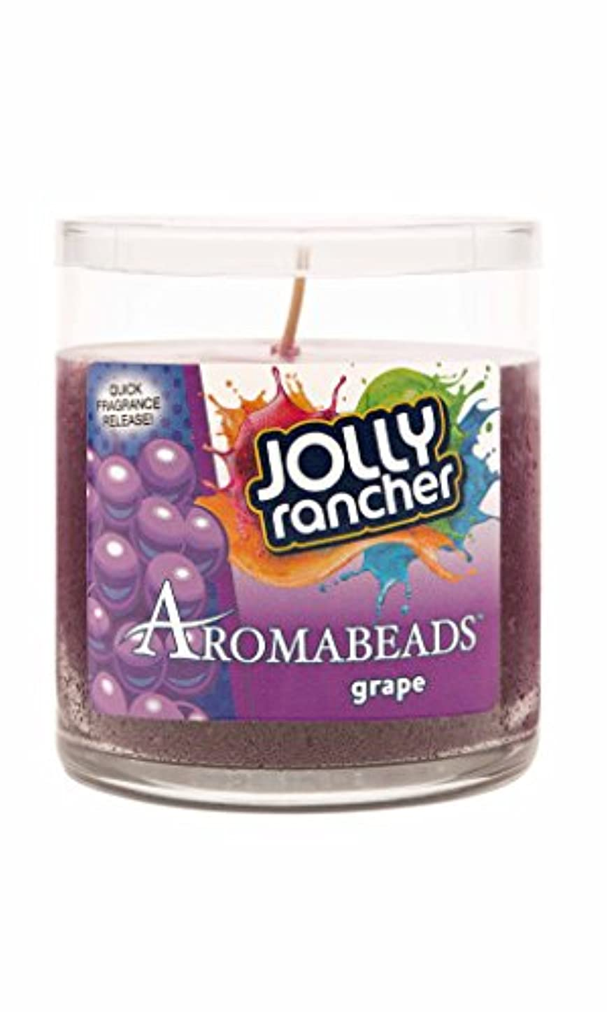 Hanna 's Aromabeads 6oz Hershey 's Candy Scented Candle パープル