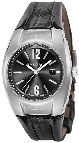 [ブルガリ]BVLGARI 腕時計 エルゴン ブラック文字盤...