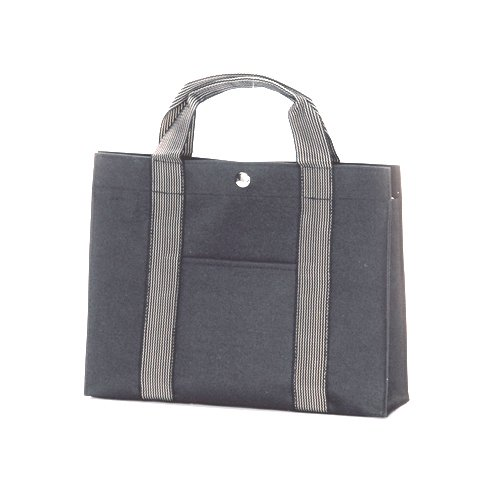 トートバッグ(Mサイズ)A4サイズの出張バッグ グレー│お仕...