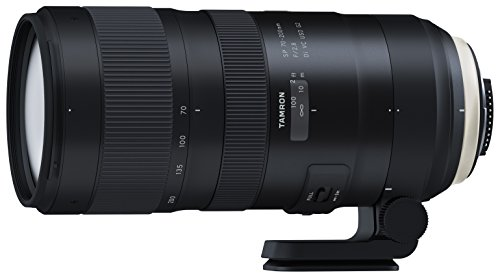 TAMRON 大口径望遠ズームレンズ SP 70-200mm F2.8 Di VC USD G2 ニコン用 フルサイズ対応 A025N