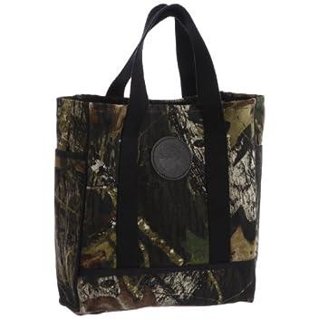 Duluth Pack Standard Tote Bag B-131: Mossy Oak New Break-Up