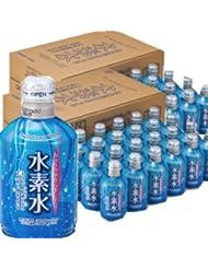 【24本x2ケース】 カラダの中からキレイに水素水 300mlx48本 4514544010518