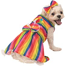 Rubie's Rainbow Party Pet Dress, Large