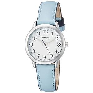 [タイメックス]TIMEX イージーリーダー 30mm ブルー TW2R62900 【正規輸入品】
