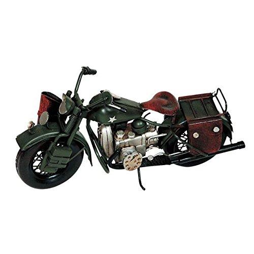 ブリキのおもちゃ バイクのおもちゃ ヴィンテージバイク ビンテージバイク アメリカン雑貨 アンティークトイ モーターサイクル【コンバット】