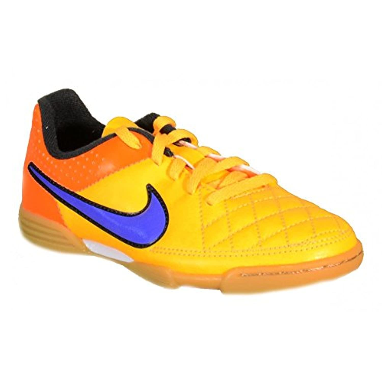 NikeジュニアRio II IC – (Laser Orange/Total Orange/Volt / Persian Violet) (11.5 C)