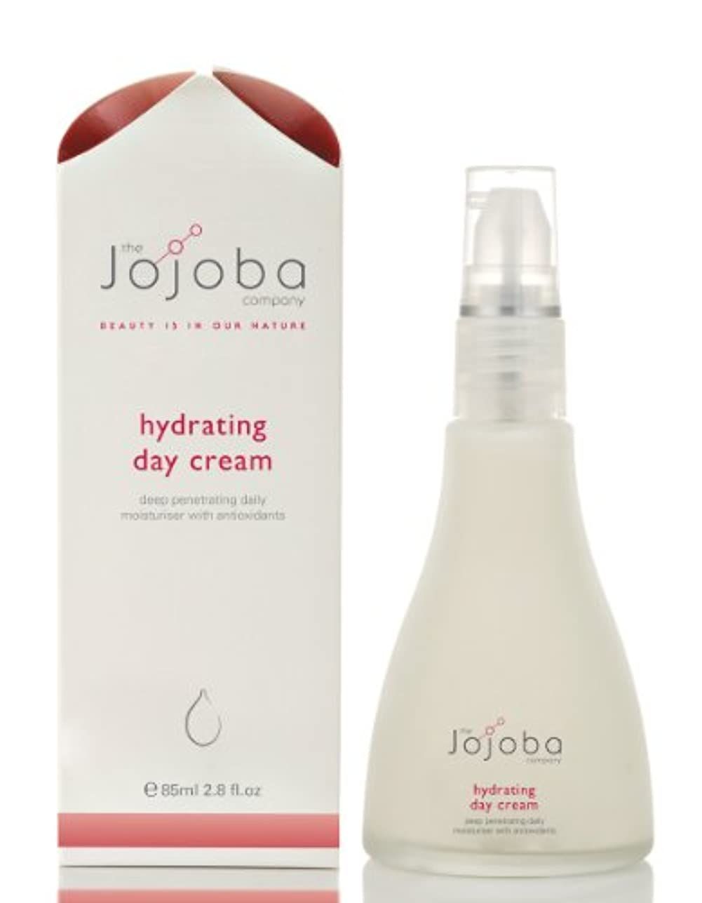 時代幾分開示するthe Jojoba Company ハイドレーティング デイクリーム 85ml