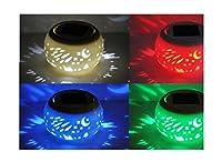 リタプロショップⓇ ソーラー式 ガーデンライト イルミネーション かわいい おしゃれ 間接照明 ライト (003タイプ)