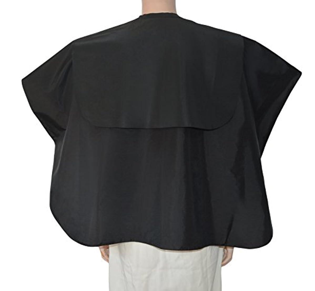 黒板敬意牛バックシャンプークロス マジックタイプ【全2色】 (ブラック5枚)