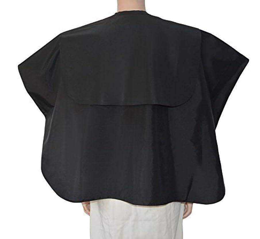 松明ジャンルまたはバックシャンプークロス マジックタイプ【全2色】 (ブラック)