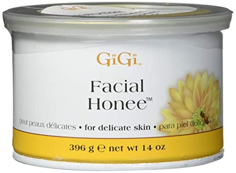 フォローヒギンズほめるGiGi Facial Honee, 14 Ounce by GiGi