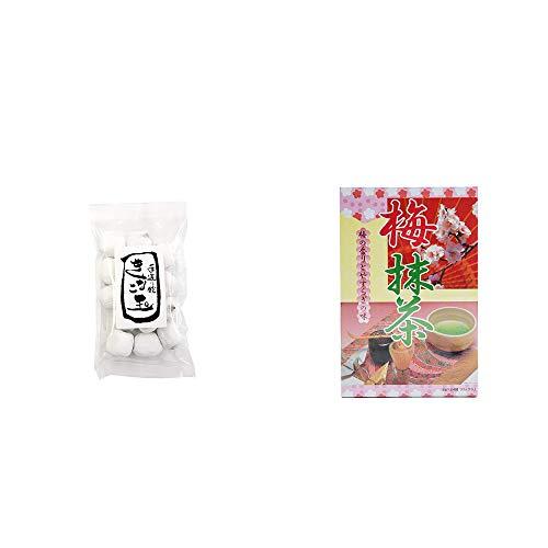 [2点セット] きなこ玉(160g)・梅抹茶[大](24袋)