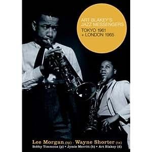 Art Blakey's Jazz Messengers: Tokyo 1961 + London 1965  [DVD] [Import]