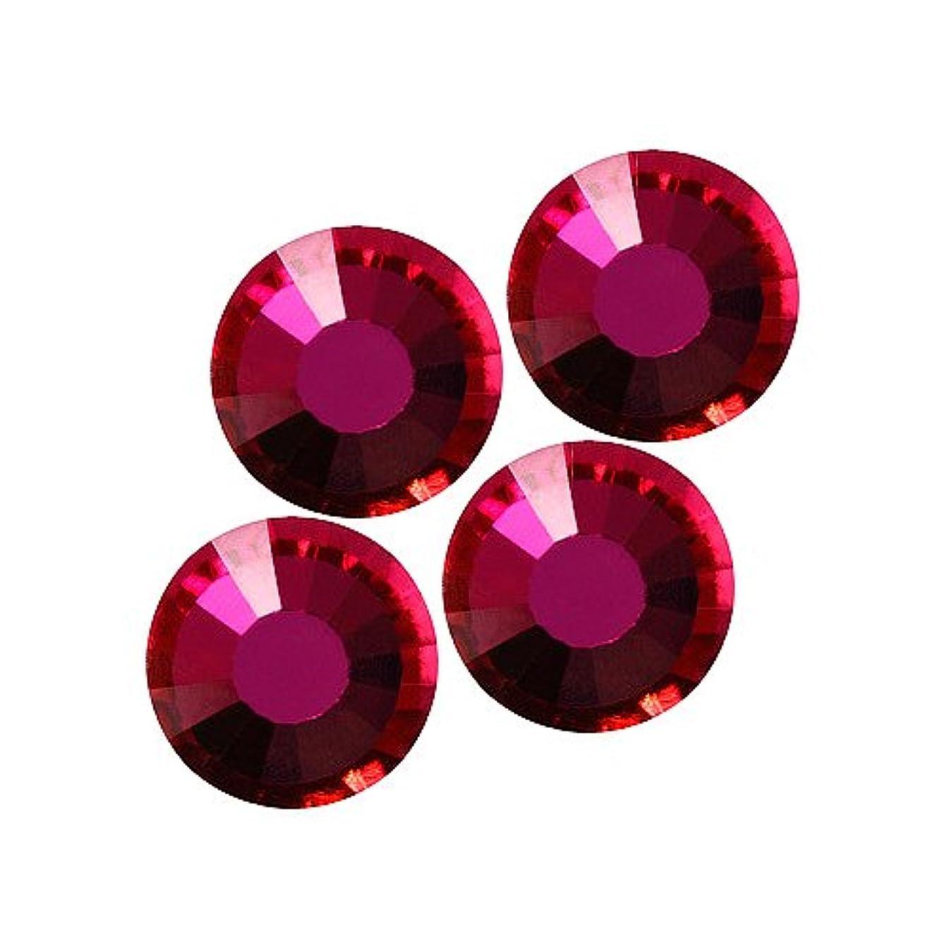 変位原子検出するバイナル DIAMOND RHINESTONE フューシャピンク SS8 720粒 ST-SS8-FPK-5G