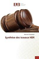 Synthèse des travaux HDR