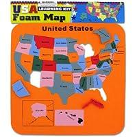 米国フォーム地図セット おもちゃ クリスマスプレゼント