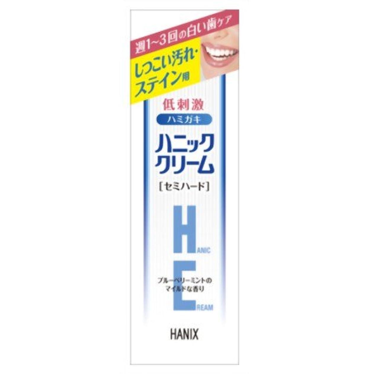 熟読する鎮静剤コンデンサーハニッククリーム セミハード 45g