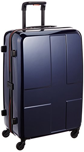 [イノベーター] スーツケース 70L 3.6kg 2年保証 トートバッグ付 70 cm INV63 インディゴ