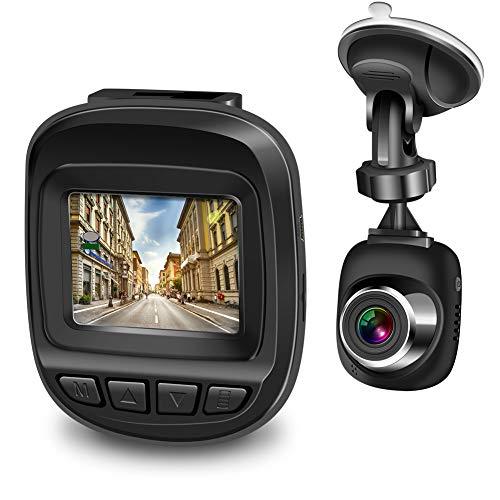 Actionpie GPS搭載ドライブレコーダー 超小型 ドラレコ 1080P フルHD 動き検知 ...