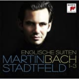 Classic CD, Martin Stadtfeld - Bach: English Suites Nos.1 - 3 BWV 806-808[002kr]