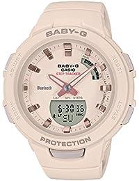[カシオ]CASIO 腕時計 BABY-G ベビージー G-SQUAD BSA-B100-4A1JF レディース