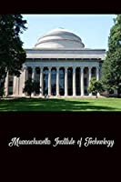 """Journal: Massachusetts Institute of Technology (MIT): 140 Page 6"""" x 9"""" Notebook Journal Diary"""