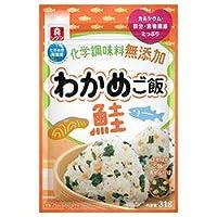 理研ビタミン わかめご飯 鮭 31g×10袋入×(2ケース)