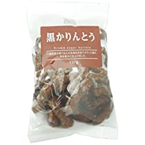 夏目製菓 ベストチョイス 黒かりんとう 151g×5袋