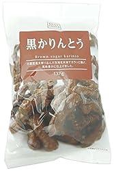 夏目製菓 ベストチョイス 黒かりんとう 137g×5袋
